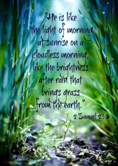 2 Samuel 23_4